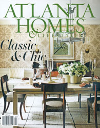 Atlanta Homes and Lifestyles - Classic and Chic