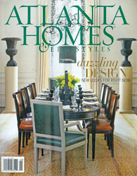 Atlanta Homes and Lifestyles - Dazzling Design