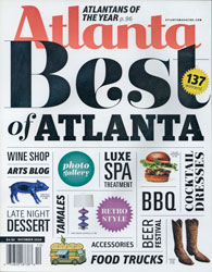 Atlanta Magazine - Best of