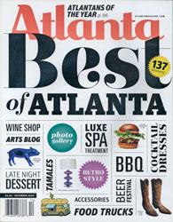 Atlanta Magazine - Best of