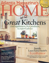 Atlanta Magazine's Home - Great Kitchens
