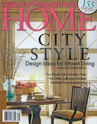 Atlanta Magazine's Home - City Style