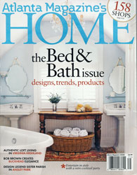 Atlanta Magazine's Home - Bed and Bath