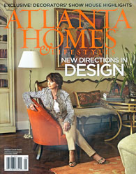 Atlanta Homes and Lifestyles - New Directions in Design