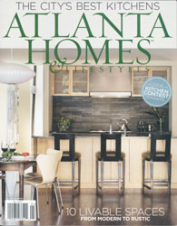 Atlanta Homes and Lifestyles - Best Kitchens