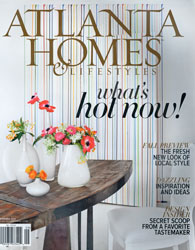 Atlanta Homes and Lifestyles - What's hot now
